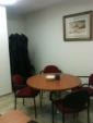 Mesa reunión y togas
